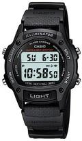Casio Men's Digital Watch - Black (FE10-1A)