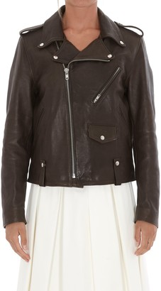DEPARTMENT 5 Gaskell Leather Jacket