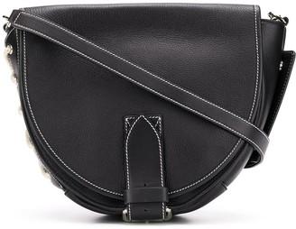 J.W.Anderson black Bike bag