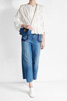 Sonia Rykiel Wide Leg Jeans