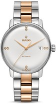 Rado Coupole Classic Watch with Diamonds, 38mm