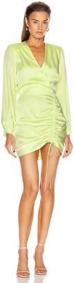 Jonathan Simkhai Justine Dress in Pear | FWRD