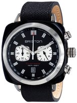 Briston Clubmaster Sport Acetate Chronograph with Dial Men's Watch 15142.SA.BS.1.LSB