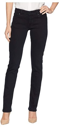 Lucky Brand Sweet Mid-Rise Straight Jeans in Portales