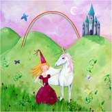 Cici Art Factory Wall Art- Princess Blonde