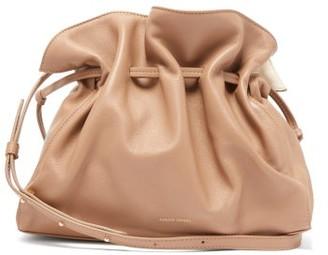 Mansur Gavriel Protea Mini Leather Cross-body Bag - Womens - Beige