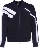 Neil Barrett Sleeve Panel Zip Jacket