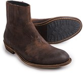 Woolrich Bulldogger Leather Ankle Boots (For Men)