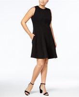 Anne Klein Plus Size Fit & Flare Dress