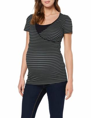 Noppies Women's Tee Nurs Ss Yd Paris Maternity T-Shirt