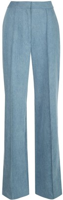Adam Lippes High Rise Trousers