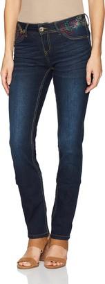 Desigual Women's Refriposas Woman Denim Long Trouser