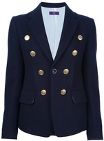 Y's button detail jacket