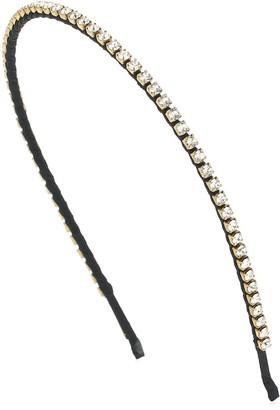 Jennifer Behr Lisbon crystal-embellished headband