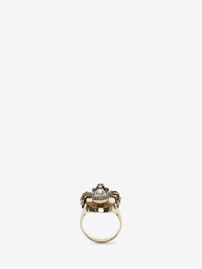 Alexander McQueen Spider Ring