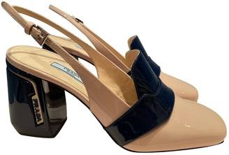 Prada Multicolour Patent leather Heels