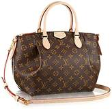 Louis Vuitton Authentic Canvas Turenne PM Tote Bag Handbag Article: M48813 Made in France