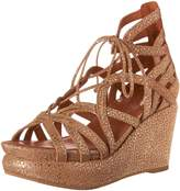 Gentle Souls Women's Joy Wedge Sandal