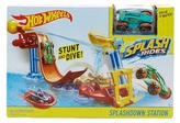 Mattel Inc. Hot Wheels Splashdown Station Playset