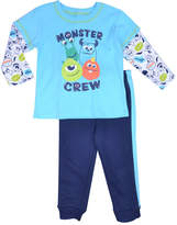 Disney Monsters Inc 2-pc. Pant Set Baby Boys