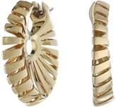 Miseno Ventaglio 18k Gold Earrings Earring