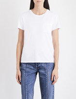 Levi's The Perfect Pocket cotton-jersey t-shirt