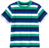 Gymboree Striped Tee (Toddler/Kid) - White - 4T
