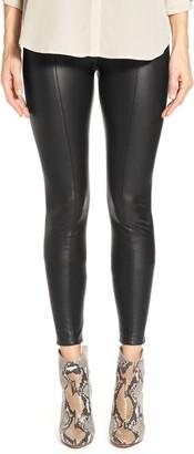 Lysse High Waist Faux Leather Leggings
