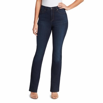 Gloria Vanderbilt Women's Amanda High Rise Boot Cut Jean