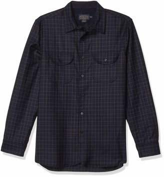 Pendleton Men's Long Sleve Button Front Buckley Shirt