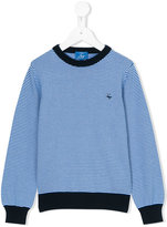 Fay Kids - striped jumper - kids - Cotton - 2 yrs