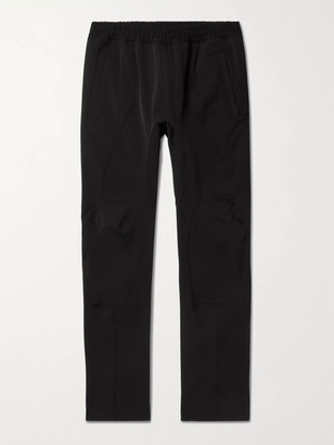 Bottega Veneta Stretch-Gabardine Cargo Trousers - Men - Black