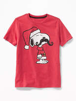 Old Navy Snoopy® Santa Tee for Boys