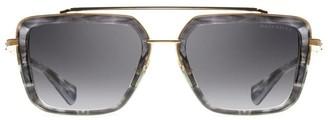 Dita Eyewear Mach-Seven 56MM Aviator Sunglasses