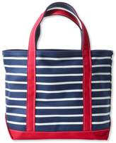 L.L. Bean Boat and Tote, French Sailor Stripe