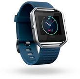 Fitbit Blaze Smart Fitness Watch, Blue