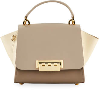 Zac Posen Eartha Top Handle Leather Bag