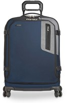 Briggs & Riley Men's 'Brx - Explore' Medium Expandable Wheeled Packing Case - Blue
