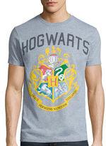 Novelty T-Shirts Short-Sleeve Harry Potter Hogwarts Tee
