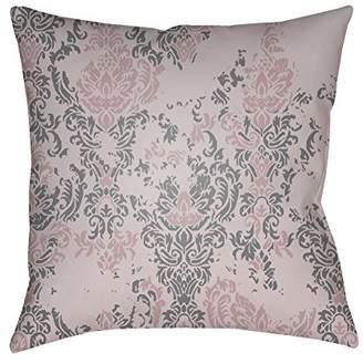 Surya Moody Damask Pillow Cover