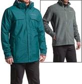 Columbia Bugaboo Omni-Heat® Interchange Jacket - 3-in-1 (For Big and Tall Men)