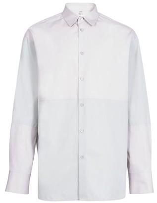 Oamc Poplin long sleeve shirt
