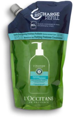 L'Occitane Aromachologie Purifying Freshness Conditioner Refill