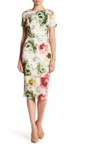 Alexia Admor Midi Print Dress