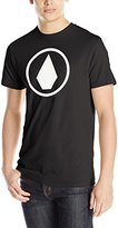 Volcom Men's Stone Logo Branded T-Shirt