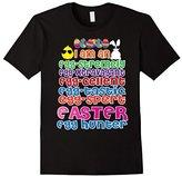Easter Outfit Shirt Boy Girls EggSpert EggCellent Egg Hunter