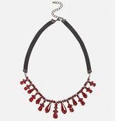 Avenue Teardrop Bib Necklace