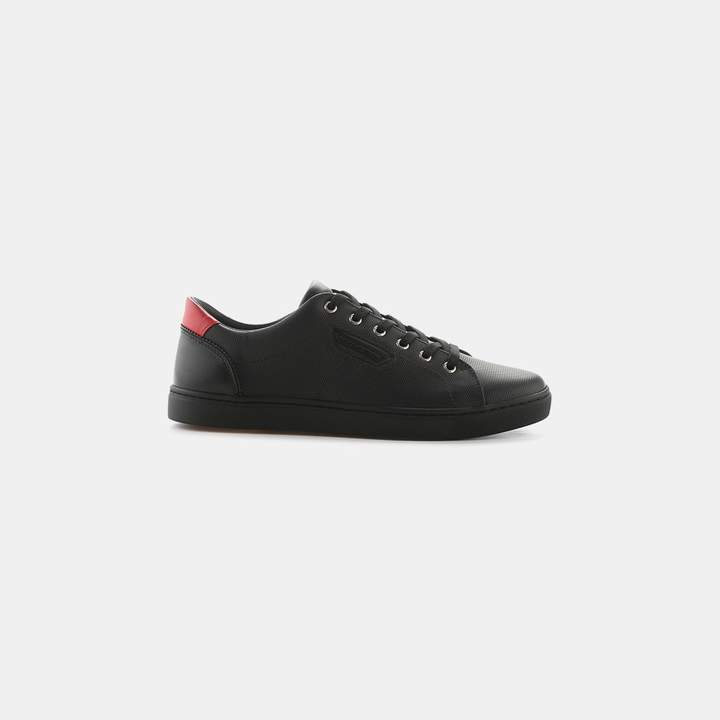 Dolce & Gabbana AB295 Leather London Sneaker