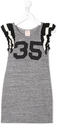 Denim Dungaree 35 jersey dress