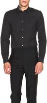 Maison Margiela Slim Fit Garment Dyed Shirt